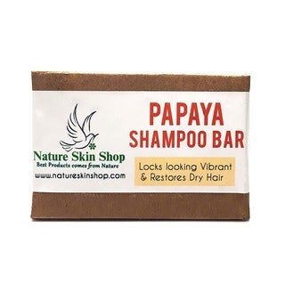 Papaya Moisturizing Shampoo Bar