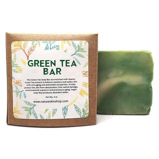 Natural Green Tea Soap