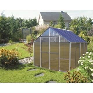 Monticello (8x8) Aluminum Premium Greenhouse