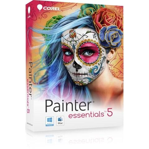 Corel Painter Essentials v.5.0 - Box Pack - User