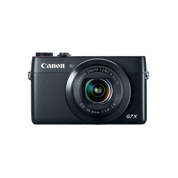 Canon Powershot G7X 20.2MP Black Digital Camera