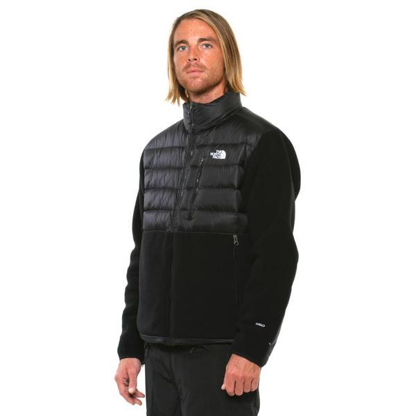 Shop The North Face Men's Denali Down TNF Black Jacket