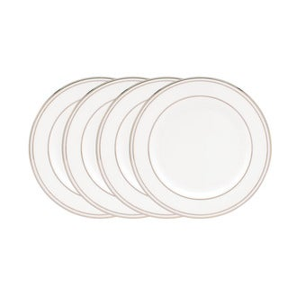 Lenox Federal Platinum Tidbit Plates (Set Of 4)