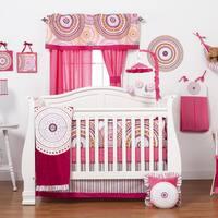 Girls' Sophia Lolita 4-piece Crib Bedding Set