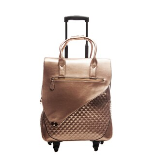 Hang Accessories Vinyl Trolley Bag Laptop/ iPad Case