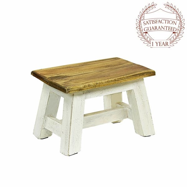 Superb Shop Thomas Shabby Chic Stool Free Shipping On Orders Over Alphanode Cool Chair Designs And Ideas Alphanodeonline