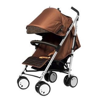 Sherman Blvd Single Stroller in Brown/ Tan|https://ak1.ostkcdn.com/images/products/9554640/P16735138.jpg?_ostk_perf_=percv&impolicy=medium