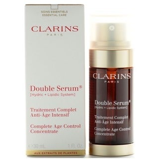 Clarins Double Serum Complete 1-ounce Age Control Concentrate