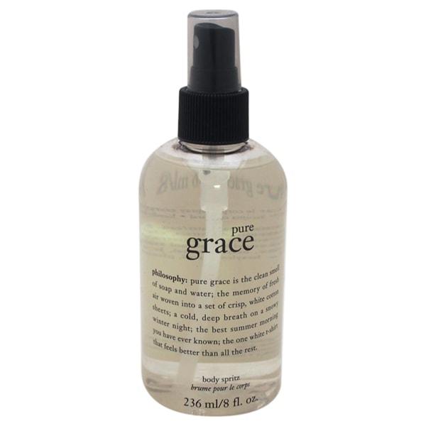 Philosophy Pure Grace 8-ounce Body Spritz
