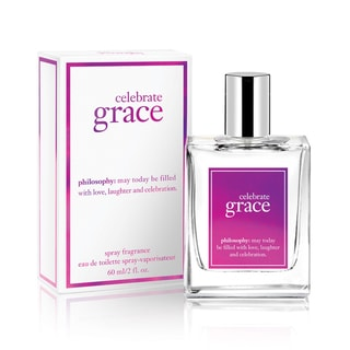 Philosophy Celebrate Grace Women's 2-ounce Eau de Toilette Spray