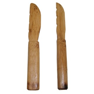 8-inch Escrima Martial Arts Training Daggers (Set of 2)