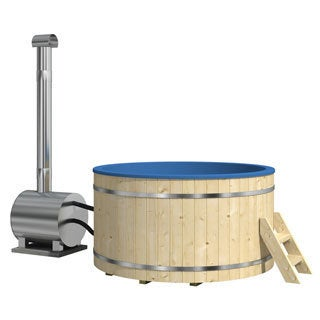 Allwood Wood Fired Hot Tub