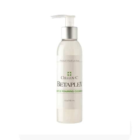Cellex-C Betaplex 6-ounce Gentle Foaming Cleanser