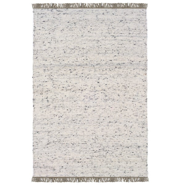 Linon Verginia Berber Natural/ Black Area Rug (7u002710 X ...