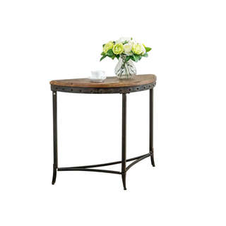 Semi Circle Coffee Console Sofa End Tables Online At Our Best Living Room Furniture Deals