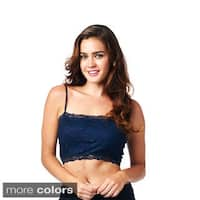 Women's Pure Style Girlfriends Camiflage Half Camisole