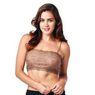 Pure Style Girlfriends Women's Camiflage Half Camisole