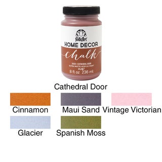 FolkArt Home Decor Chalk Paint 8oz