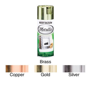 Rust-Oleum Metallic Spray Paint 11oz