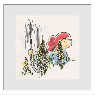 Peggy Fortnum 'Paddington Bear Gardening' Giclee