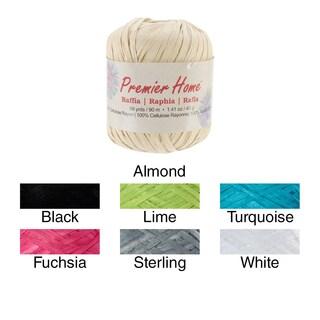 Raffia Solids Yarn