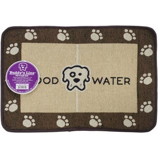 "Signiture Placemats 13""X19""-Food & Water"