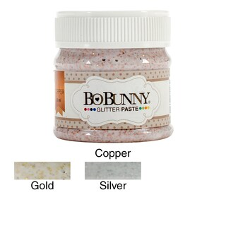 BoBunny Double Dot Glitter Paste (Option: Gold)