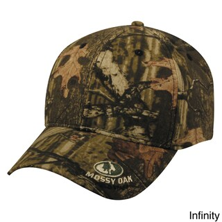 Outdoor Cap Company Mossy Oak Insignia Hook and Loop Hat (2 options available)