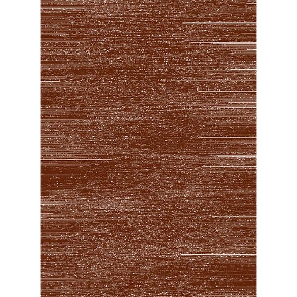 Brown Woodgrain Estella Turkish Area Rug
