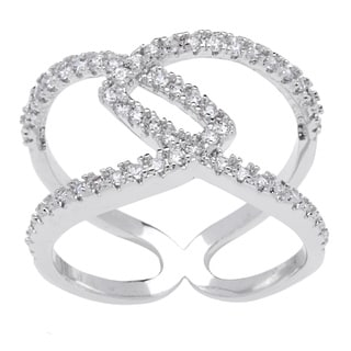 Simon Frank 'Beautiful Light' Collection CZ Fashion Ring