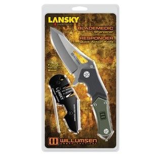 Lansky Responder/ Blademedic Knife Combo Pack