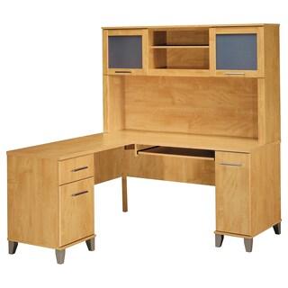 Oliver & James Cassatt 60-inch L-shaped Desk (3 options available)