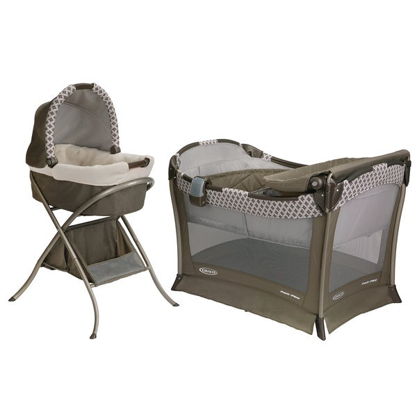 Graco Day 2 Night Sleep System In Antiquity Free