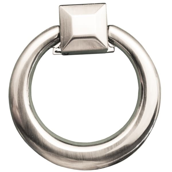 Southern Hills Brushed Nickel Cabinet Drawer Ring Pull (Set of 25)