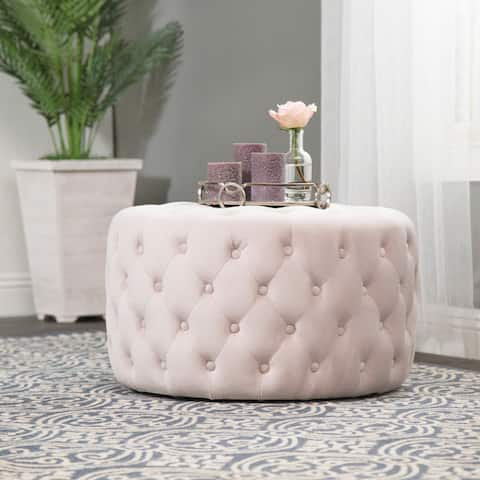 Buy White Ottomans Amp Storage Ottomans Online At Overstock