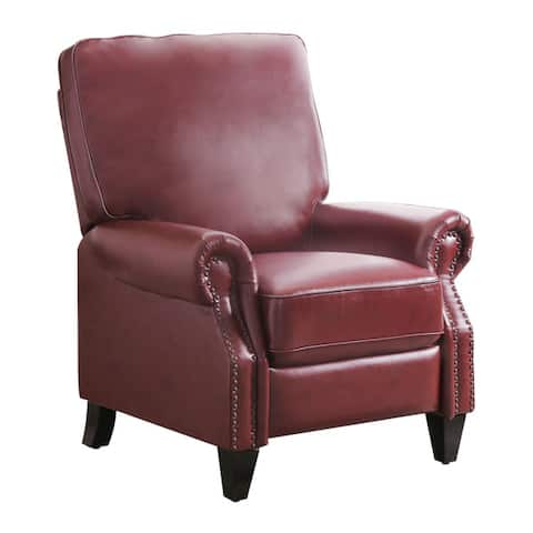 Superb Buy Size Standard Red Modern Contemporary Recliner Chairs Uwap Interior Chair Design Uwaporg