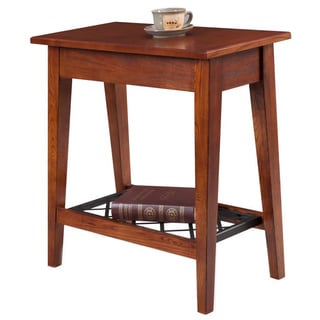 KD Furnishings Narrow Chairside Table