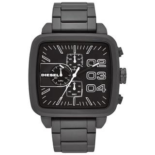 Diesel Men's DZ4300 Black Ion-plated Chronograph Watch