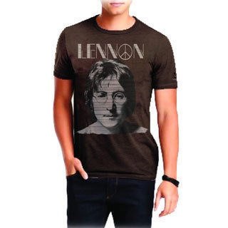 BriO Milano Men's John Lennon Cotton T-shirt