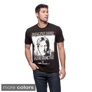 Men's John Lennon Imagine Printed T-shirt