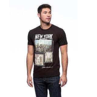 Men's John Lennon New York City T-shirt|https://ak1.ostkcdn.com/images/products/9558305/P16739852.jpg?impolicy=medium