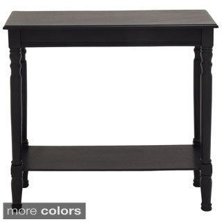 Casa Cortes Shiloh Wood Console Table