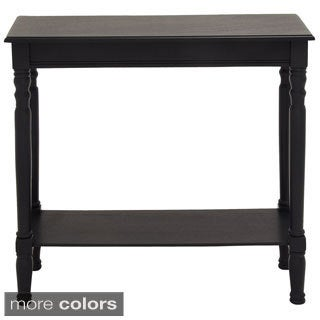 Casa Cortes Shiloh Wood Console Table