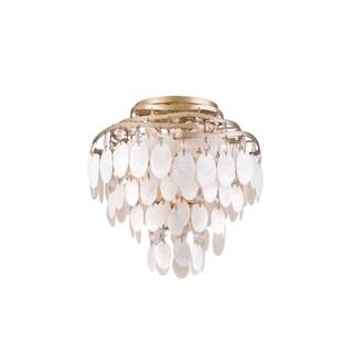 Corbett Lighting Dolce 3-light Semi-Flush