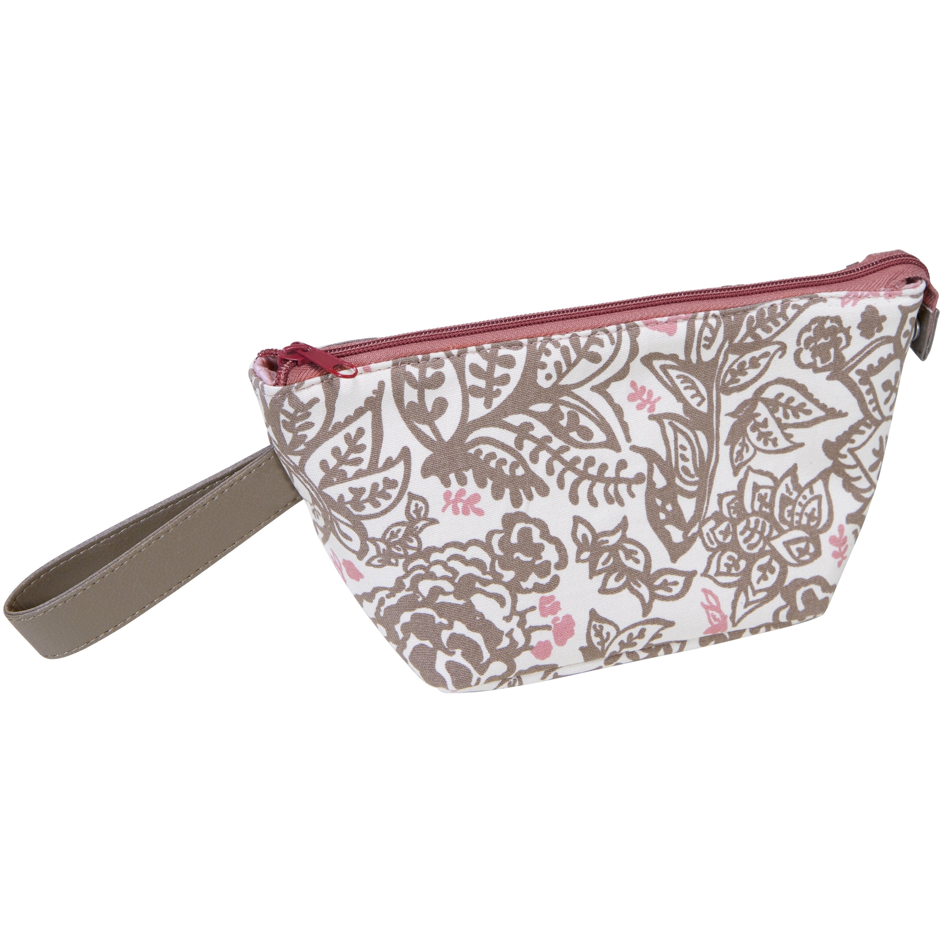 Kathy Ireland Loved Ones Collapsible Pet Travel Bowl-Pink...