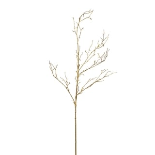 Sage & Co Sage & Co. 48-inch Glittered Ice Branch (Pack of 12)