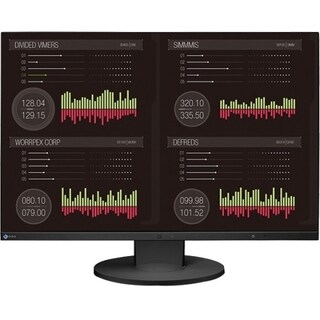 "Eizo FlexScan EV2455FX-BK 24.1"" LED LCD Monitor - 16:9"