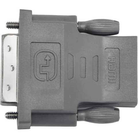 VisionTek DVI to HDMI Adapter (M/F)