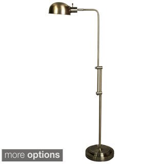 Adjustable Pharmacy Floor Lamp