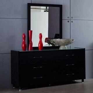Belmont 6-drawer Dresser and Mirror Set